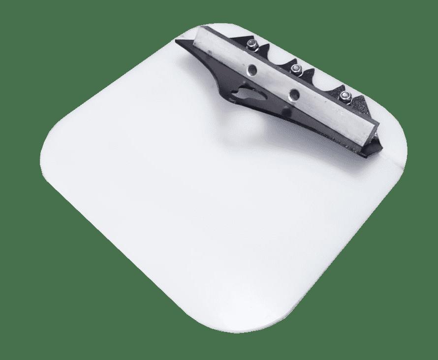 lâmina de acabamento para piso argamassado